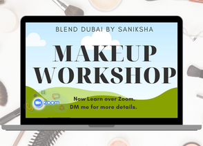 ONE ON ONE ZOOM MAKEUP CLASS