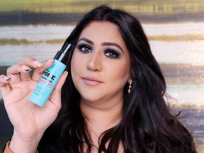 The POREfessional: Super Setter Pore-Minimizing Setting Spray by Benefit cosmetics.