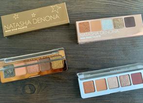 Natasha Denona Mini Star Palette - Review and Tutorial