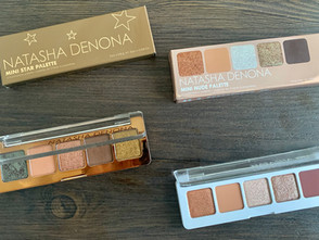 Natasha Denona Mini Star Palette - Review and Tutorial