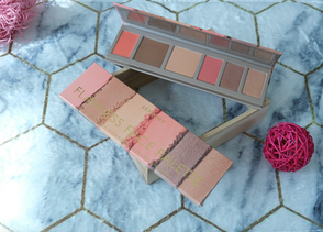 Sephora x Sanana palette and Sephora products