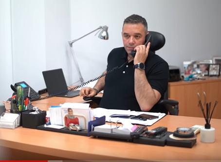 Ο Θέμης Χειμάρας στον Λαμία FM1 για τους Αγροτικούς Συνεταιρισμούς