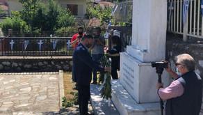 """""""77 χρόνια μετά την επιδρομή των κατοχικών στρατευμάτων, η Σπερχειάδα τιμά την ιστορία της."""""""