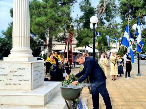 Ο Θέμης Χειμάρας για την Ημέρα Εθνικής Μνήμης της Γενοκτονίας των Ελλήνων της Μικράς Ασίας