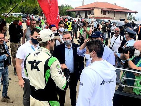 Ο Θέμης Χειμάρας για την ολοκλήρωση του Rally Acropolis 2021