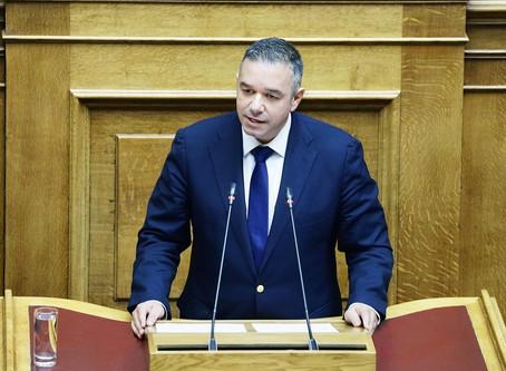 Ίδρυση Αυτόνομου Πανεπιστημίου Στερεάς Ελλάδας ζητά ο Βουλευτής Φθιώτιδας Θέμης Χειμάρας