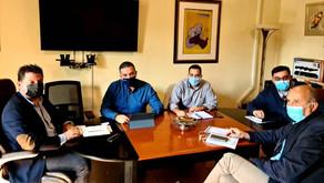 Στους Δήμους της Φθιώτιδας ο Θέμης Χειμάρας, για τα έργα της επόμενης προγραμματικής περιόδου