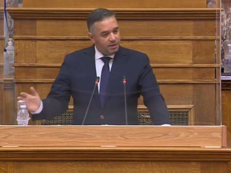Ο Θέμης Χειμάρας εισηγητής της συμφωνίας για την ολοκλήρωση του Ε65