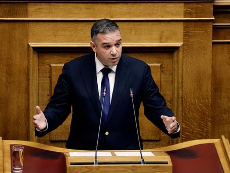 Πρόταση για στήριξη του ιαματικού τουρισμού και των Λουτροπόλεων, με πρωτοβουλία του Θέμη Χειμάρα