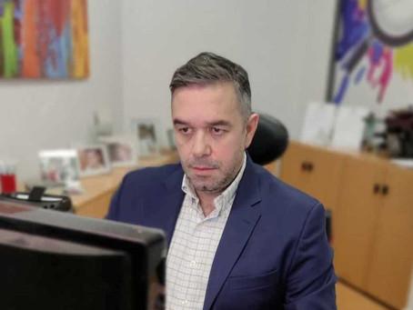 Ζητήματα της Φθιώτιδας έθεσε ο Θ. Χειμάρας στην τακτική σύσκεψη της Κ.Ο. της ΝΔ με τον Πρωθυπουργό