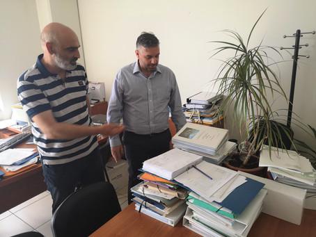 Λύση στο πρόβλημα υποστελέχωσης της Διεύθυνσης Υδάτων Στερεάς Ελλάδας ζητά ο Θέμης Χειμάρας