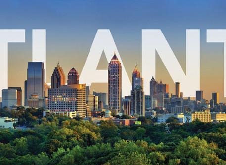 Atlanta, my home