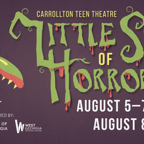 Little Shop of Horrors Play at the Carrollton Center for the Arts