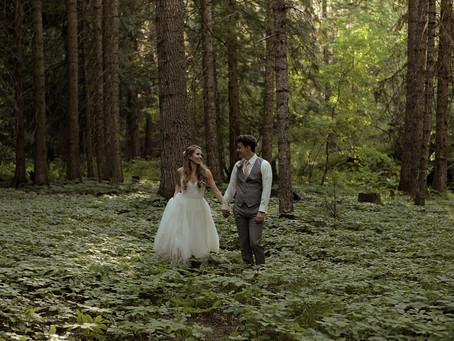 Feature Wedding Film   Alex and Emmitt   Twin Cedars Farm , Rathdrum Idaho