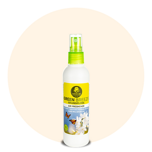 Green Breeze (GrandiFlora) - Herbal Body Mist | 100 ml