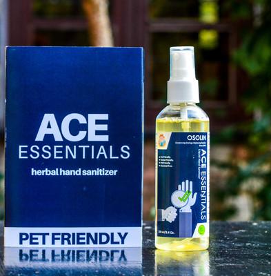 Website - Ace Essentials Hand Sanitizer