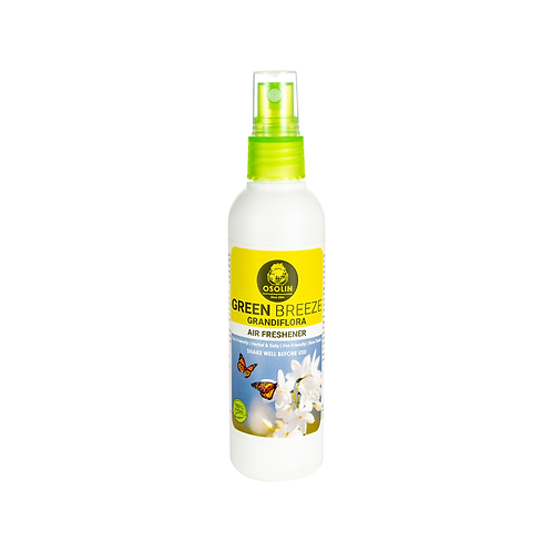 Green Breeze (GrandiFlora) - Herbal Air Freshener (Jasmine) | 10