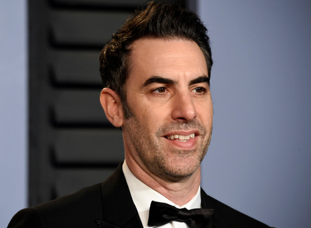 Review: Sacha Baron Cohen back with old style, same results