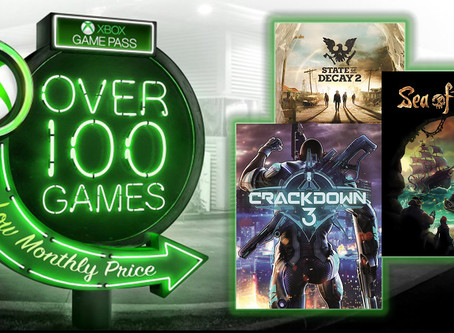 Xbox Game Pass Becomes Even Cooler