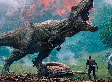 Box Office Top 20: 'Jurassic World: Fallen Kingdom' is No. 1