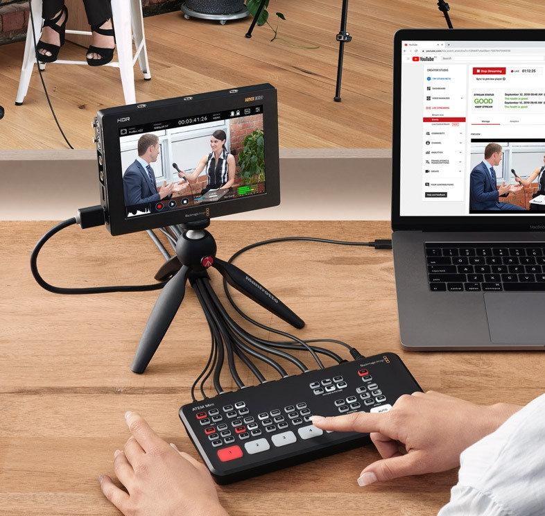 One Camera Live Stream