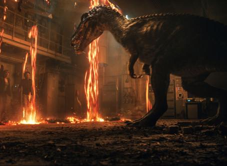 Review: 'Jurassic World 2' leans on nostalgia, contrivances