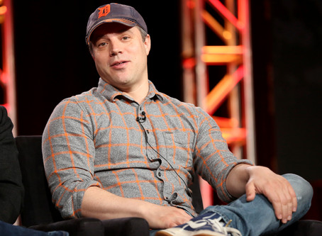 Geoff Johns exits as president, CCO of DC Entertainment