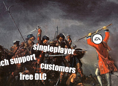 EA Vs Single Player