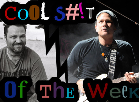 Cool S#!t of the Week