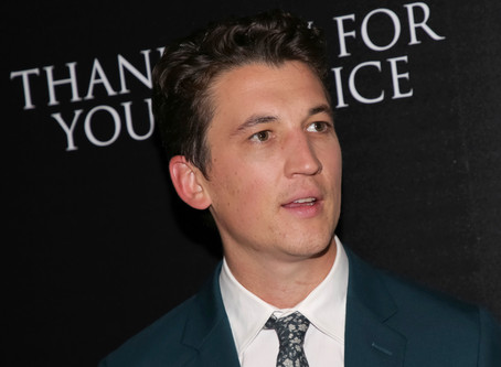 Miles Teller to play Goose's son in 'Top Gun' sequel