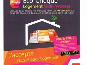 La Région Occitanie Pyrénées-Méditerranée rend l'éco-chèque « éco conditionnel » au 1er octobre 2016