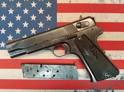wwii Polish Radom 35 Pistol