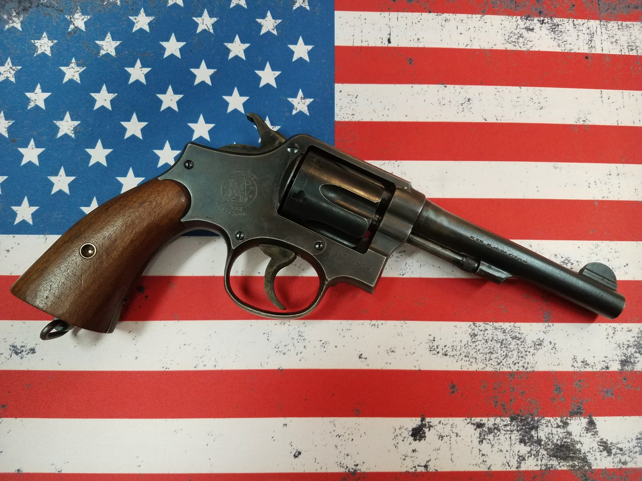 Smith & Wesson Victory Revolver
