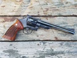 "Smith Wesson 29-2 8 3/8"" 44mag"