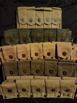 wwi wwii pouches