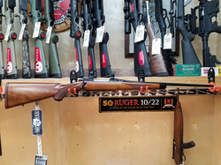 Ruger M77 Ultralight 257 Roberts