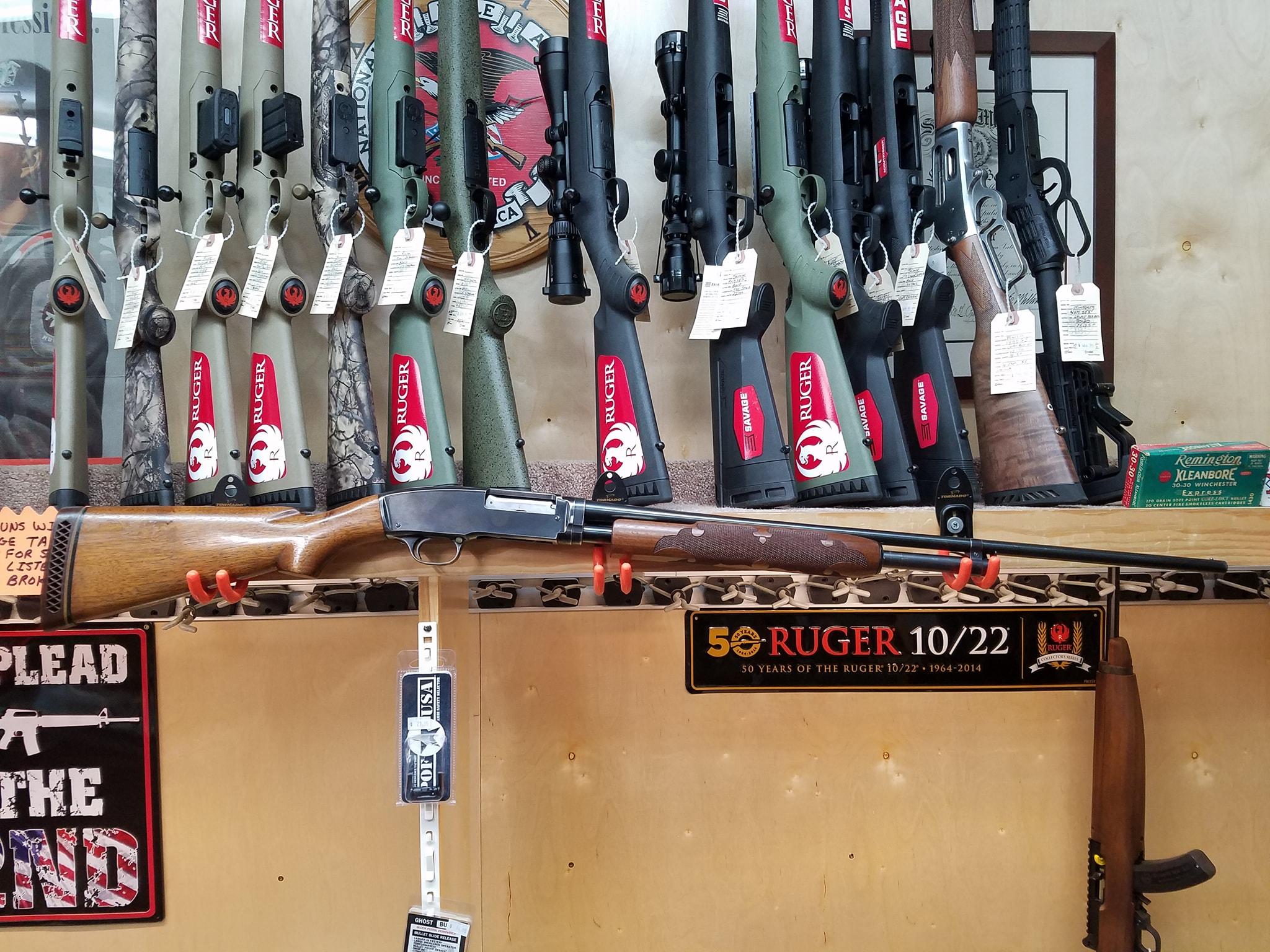 Winchester 42 410ga Shotgun