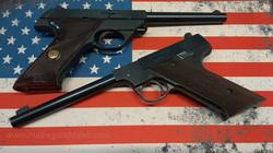 Hi Standard Pistols