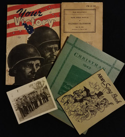 US Soldiers Books wwii
