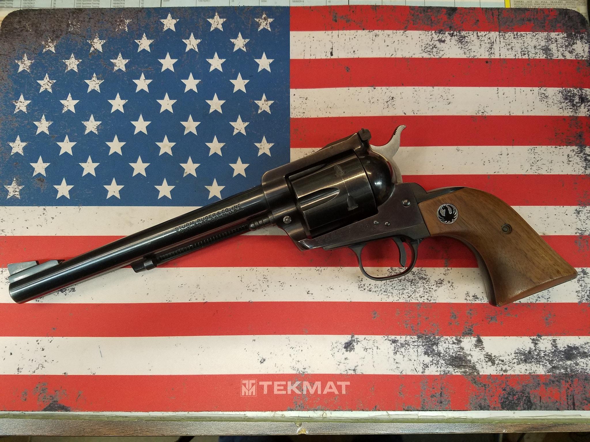 Ruger 3 Screw 30 Carbine