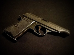 wwii walther pp