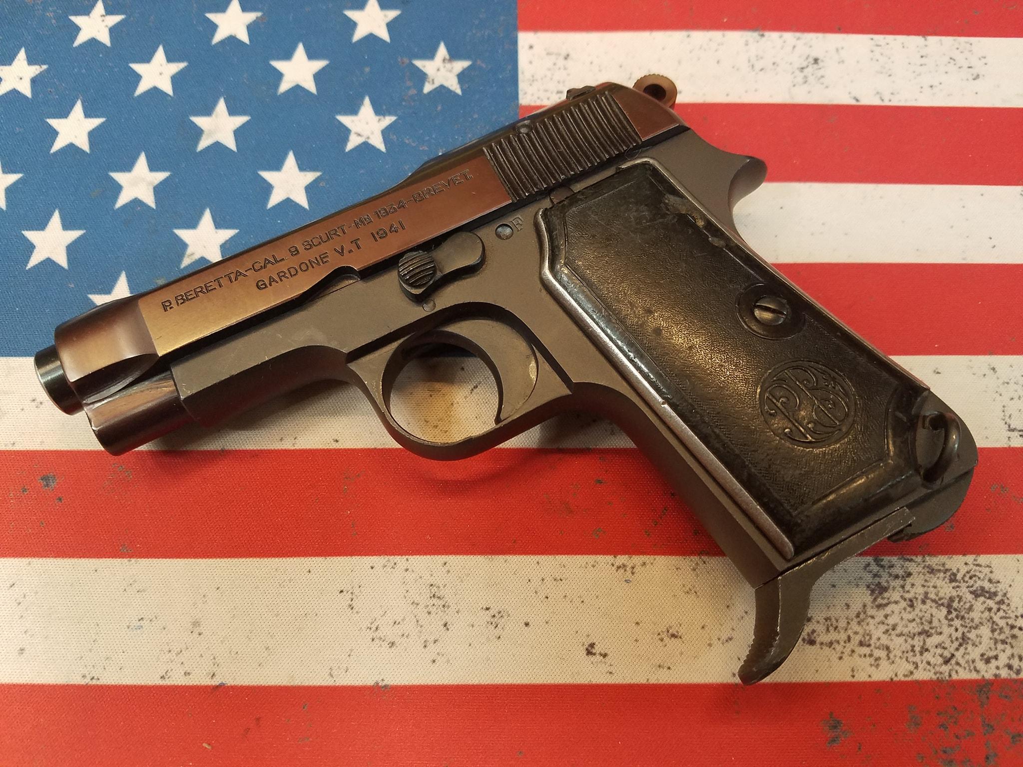 Beretta M1934 1941 380acp