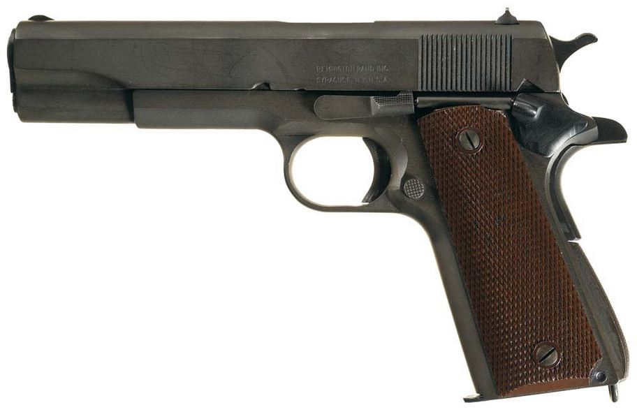 WWII 1911A1 MAINE