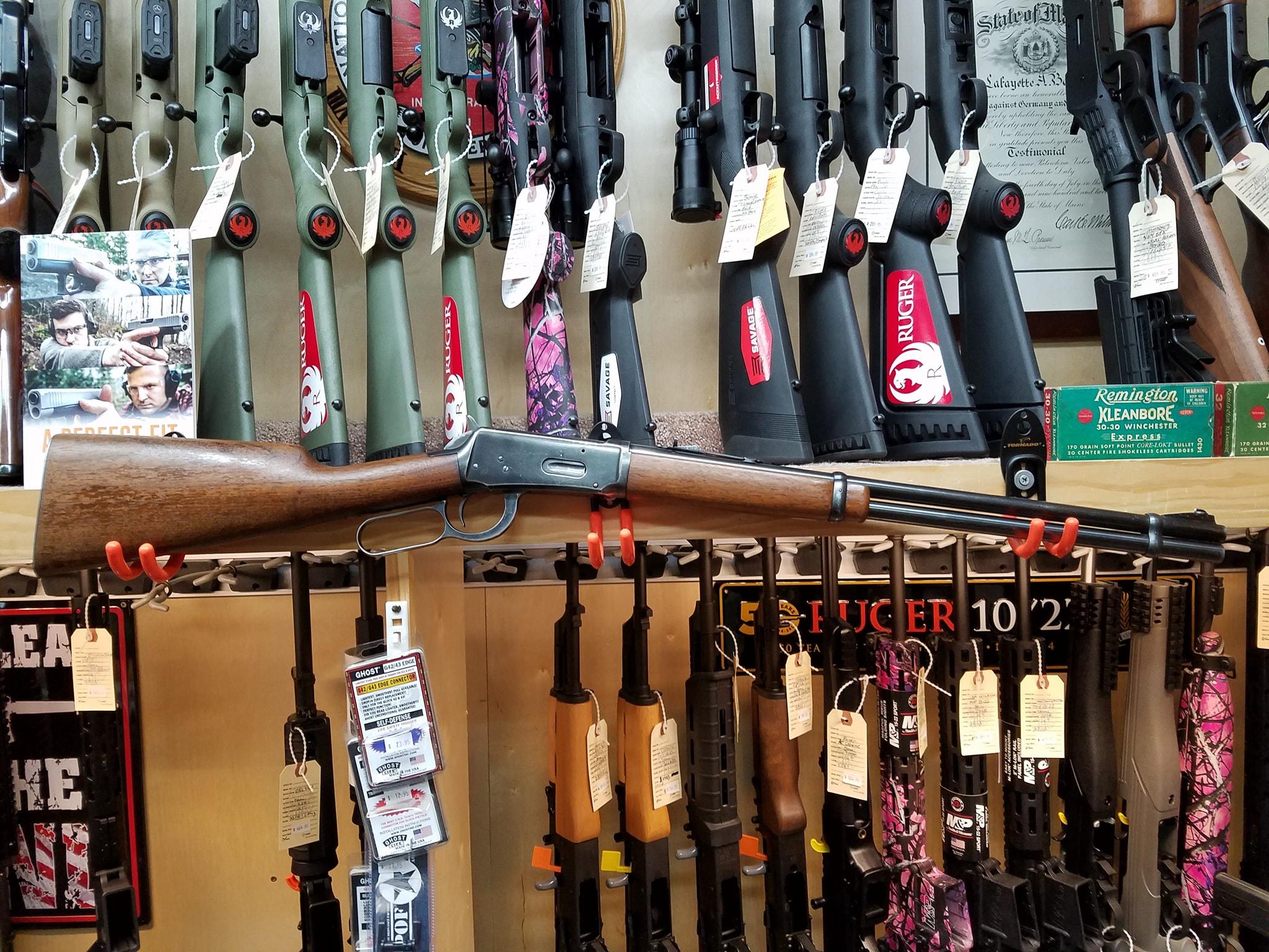 Winchester 94 32spl Pre 64
