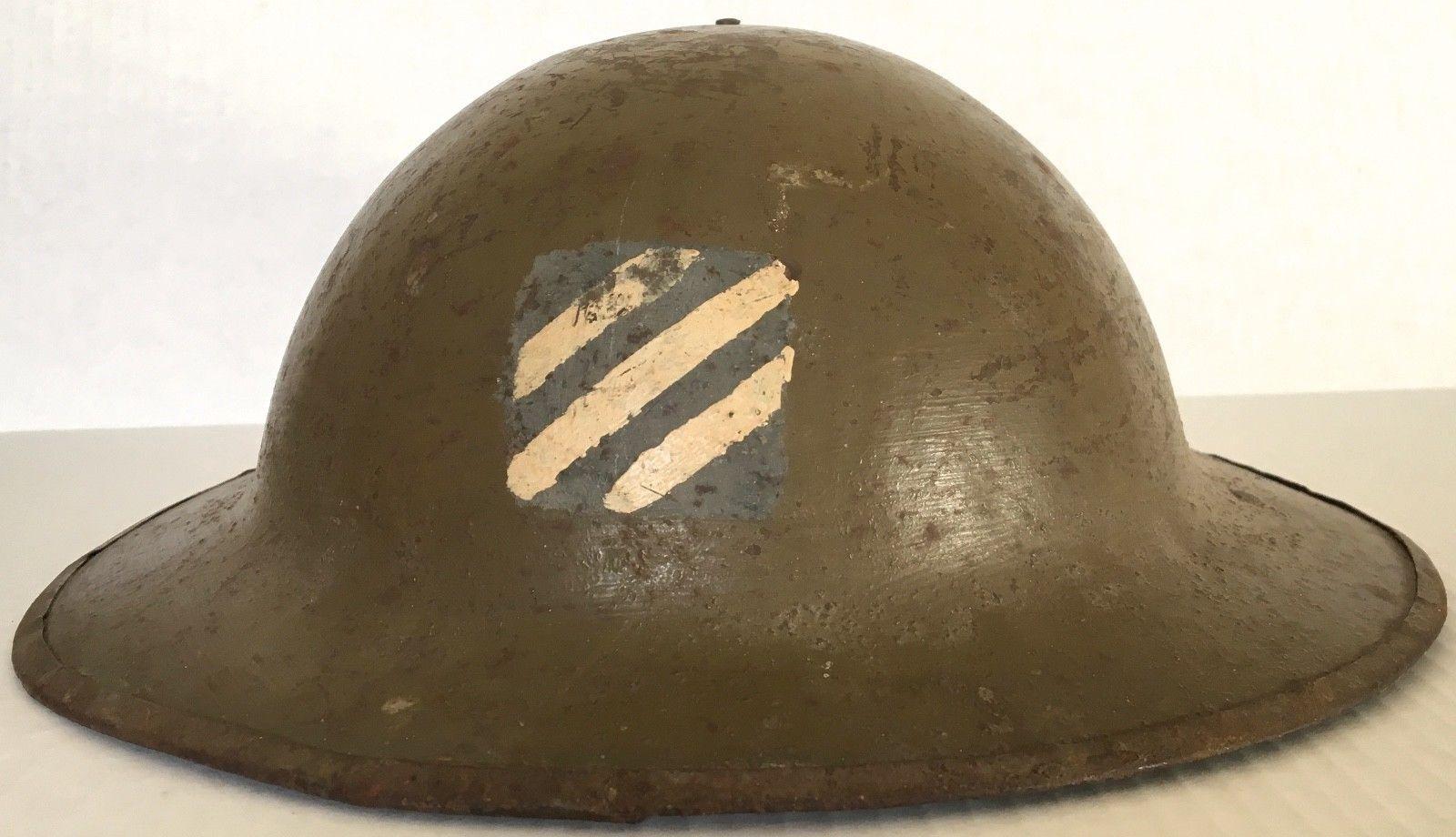 US wwi 3rd Inf. helmet