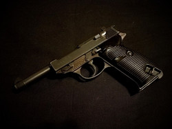 wwii walther p38