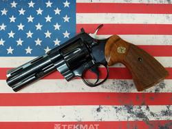"""Colt Python 4"""" 357mag 1982 Maine"""