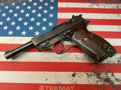 German wwii BYF 44 P38 Pistol