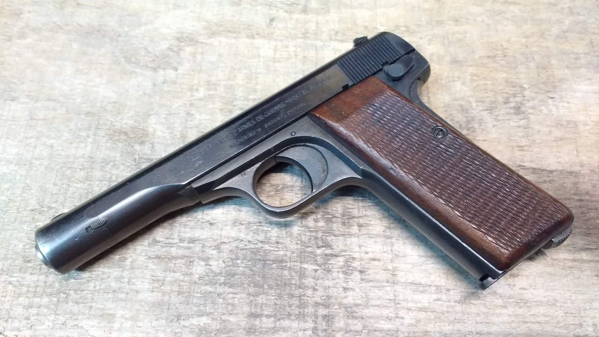 FN 1922 PISTOL