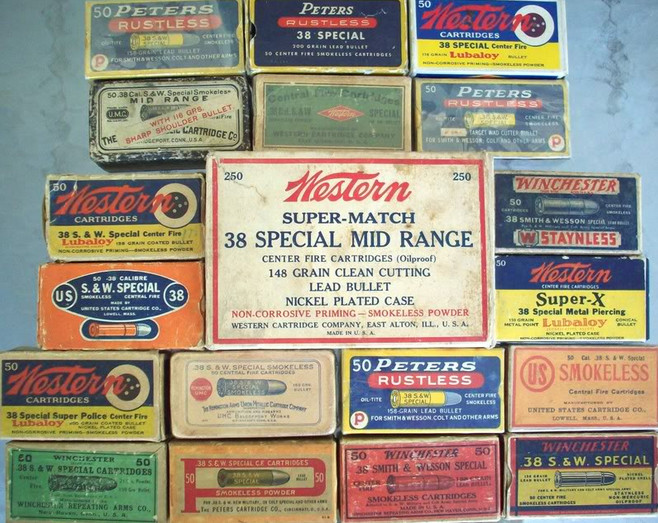 vintage collectable ammo maine